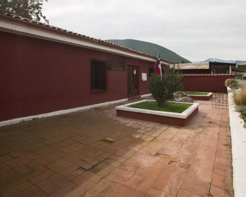 Imagen del monumento Casa donde nació el presidente Manuel Montt