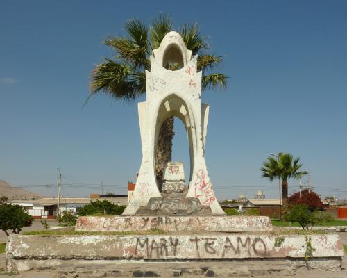 Imagen del monumento CúpuLa