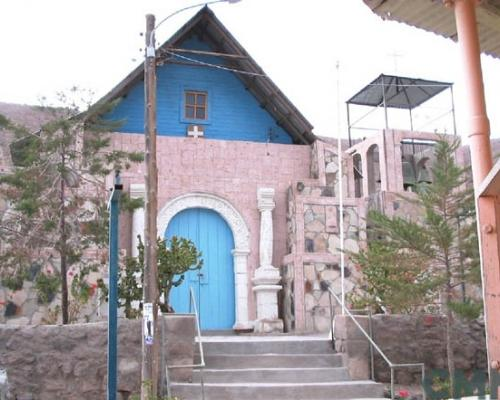 Imagen del monumento Iglesia de Sibaya