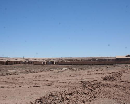Imagen del monumento Oficina Salitrera Lastenia Salinas