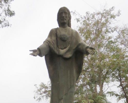 Imagen del monumento Escultura Religiosa Sagrado Corazones