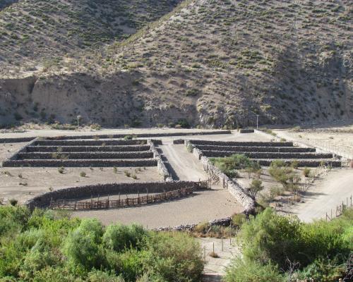 """Imagen del monumento Sitio Histórico y Arqueológico """"Corrales de Chalaco"""""""