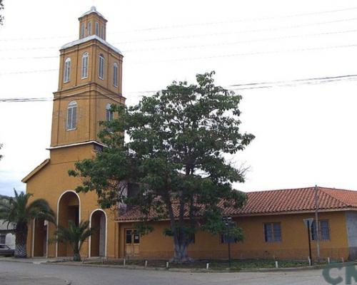 Imagen del monumento Parroquia San Nicodemo de Coinco