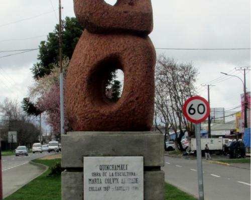 Imagen del monumento Quinchamali