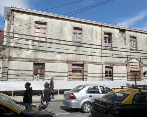 Imagen del monumento Hotel Continental de Temuco