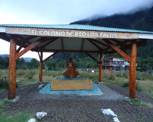 Imagen del monumento El Colono De Río Los Palos