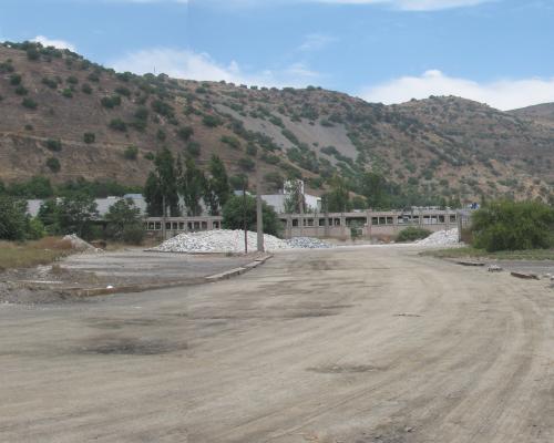 Imagen del monumento Recinto Ferroviario de La Calera