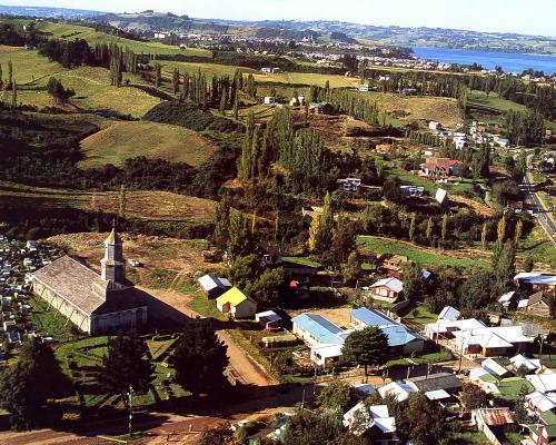 Imagen del monumento Entorno de la Iglesia Nuestra Señora de Gracia de Nercón