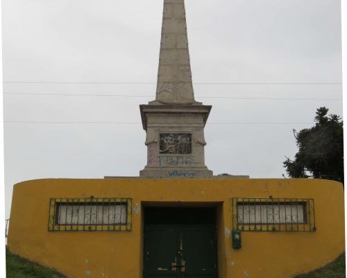 Imagen del monumento Obelisco Guerra Del Pacífico