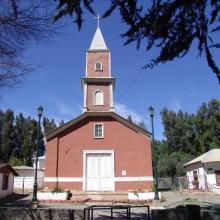 Imagen del monumento Iglesia San Antonio de Barraza