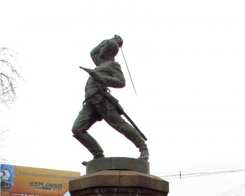 Imagen del monumento Luis Cruz