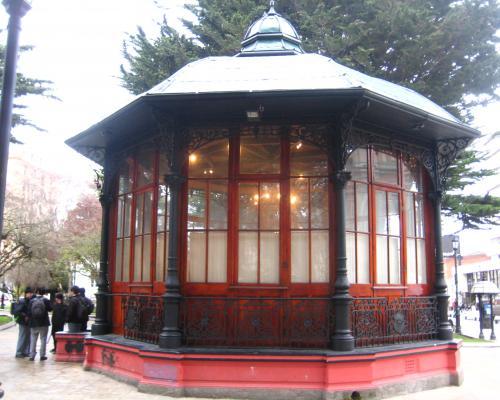 Imagen del monumento Kiosko