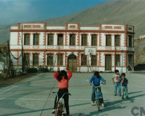 Imagen del monumento Multicancha deportiva de Pisagua