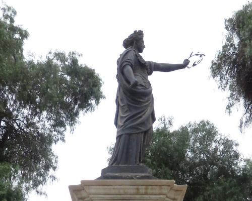 Imagen del monumento Escultura De La Patria
