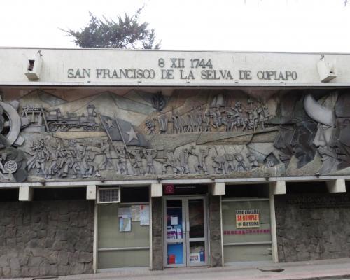 Imagen del monumento San Francisco De La Selva