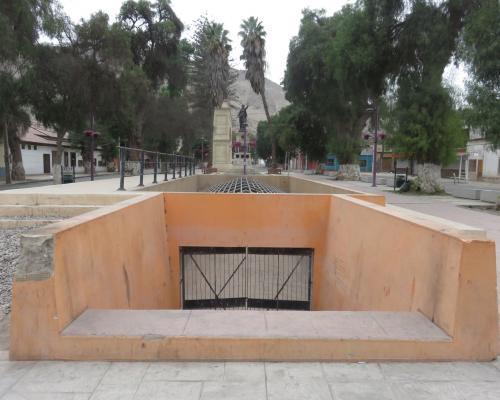 Imagen del monumento Cripta  A los Héroes De Atacama
