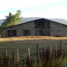 Imagen del monumento Las Construcciones de la Sociedad Industrial de Aisén