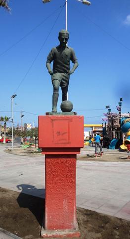 Imagen del monumento Ascanio Cortez Torres