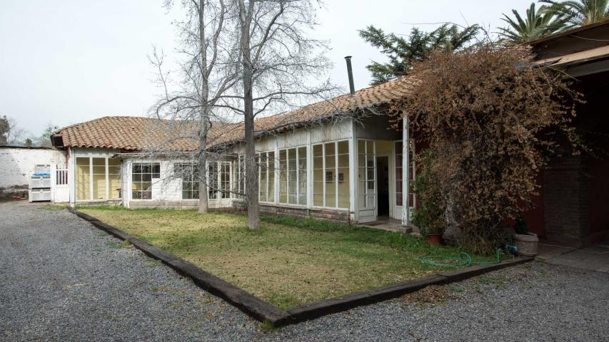 Imagen del monumento Casas y capilla de la hacienda de Chacabuco