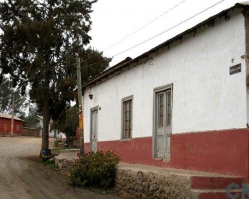 Imagen del monumento Poblado de Barraza