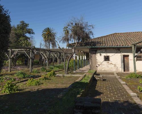 Imagen del monumento Entorno de la casa patronal y otras dependencias de la hacienda San José del Carmen el Huique