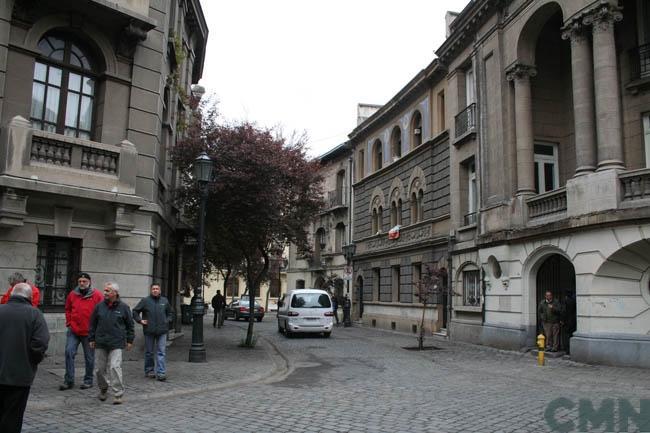Imagen del monumento Sector de las calles Londres y París