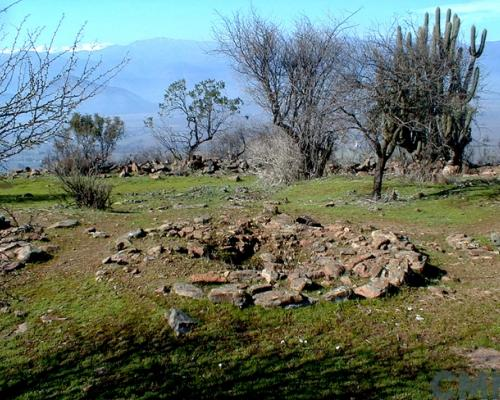 Imagen del monumento Pukará del Cerro La Compañía