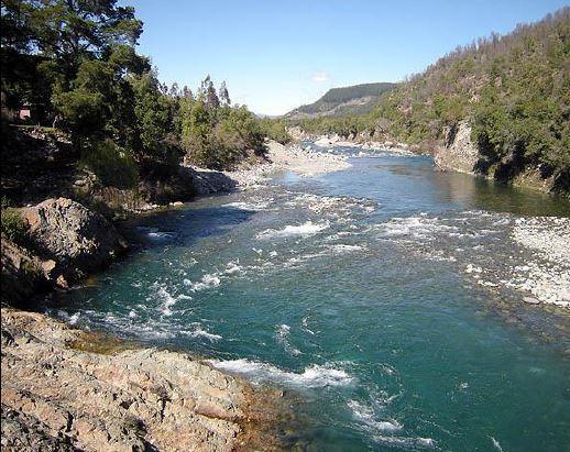 Imagen del monumento Cajón del Río Achibueno
