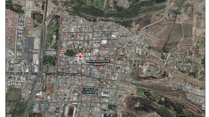 Imagen de Oficina técnica regional de Coquimbo