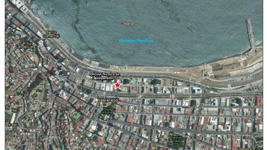 Imagen de Oficina técnica regional de Valparaíso
