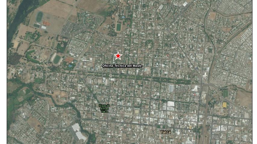 Imagen de Oficina técnica regional del Maule