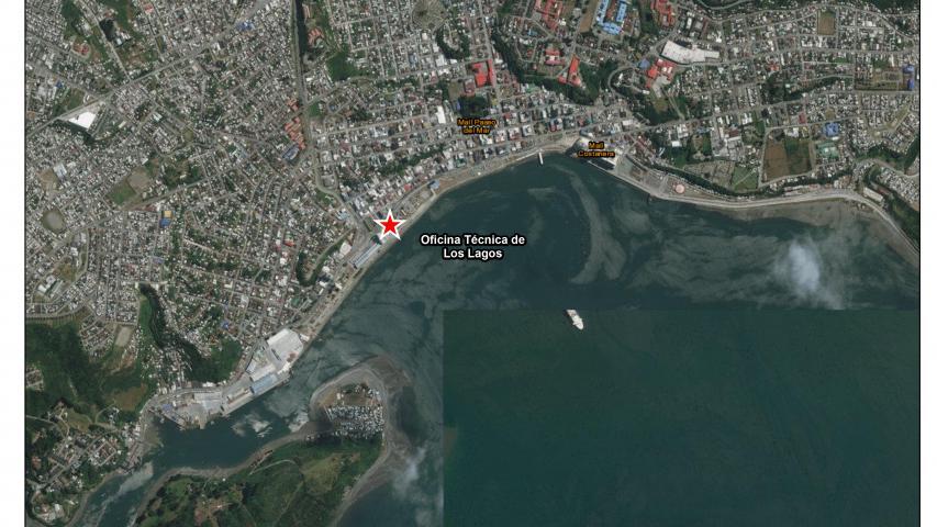 Imagen de Oficina técnica regional de Los Lagos