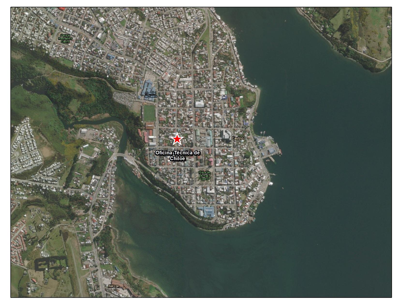 Imagen de Oficina técnica Provincial de Chiloé
