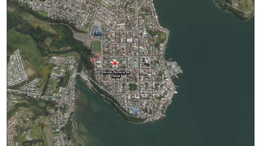 Imagen de Oficina técnica regional de Chiloé