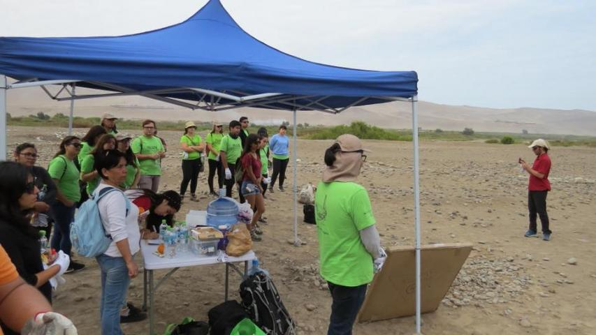 Imagen de Arica ya comenzó a limpiar y a recuperar sus Monumentos Nacionales