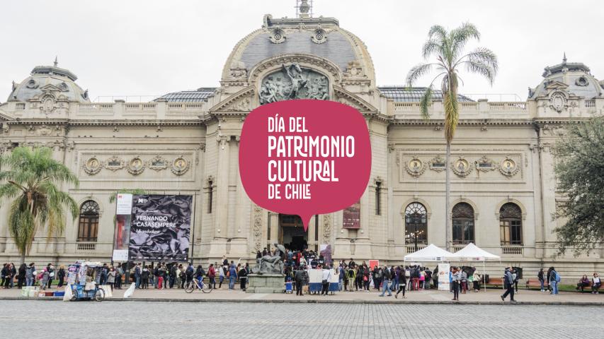 Imagen de CMN abre inscripciones para el Día del Patrimonio 2018