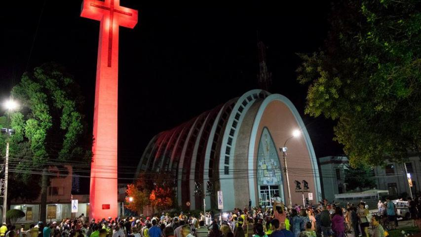 Imagen de Nueva conmemoración presenta intervención urbana con fotografías patrimoniales