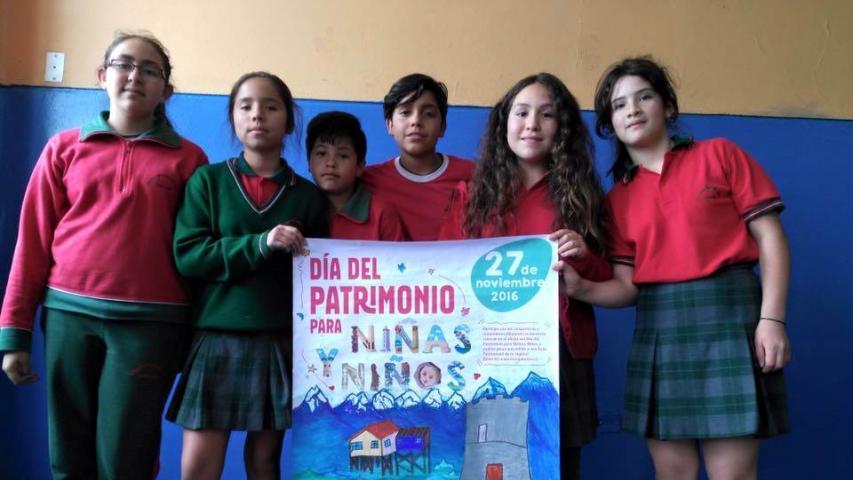 Imagen de Comunidad escolar creará el Afiche del Día del Patrimonio para Niñas y Niños