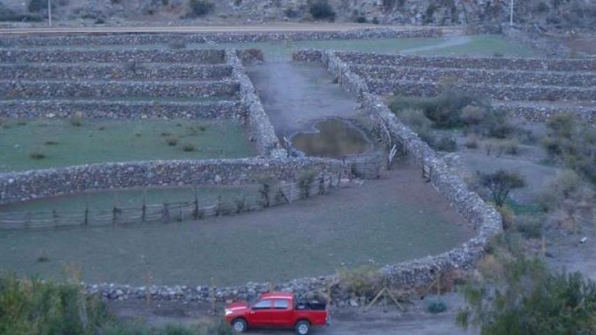 Imagen de Aprueban declaratoria como Monumento Nacional Corrales de Chalaco en Putaendo