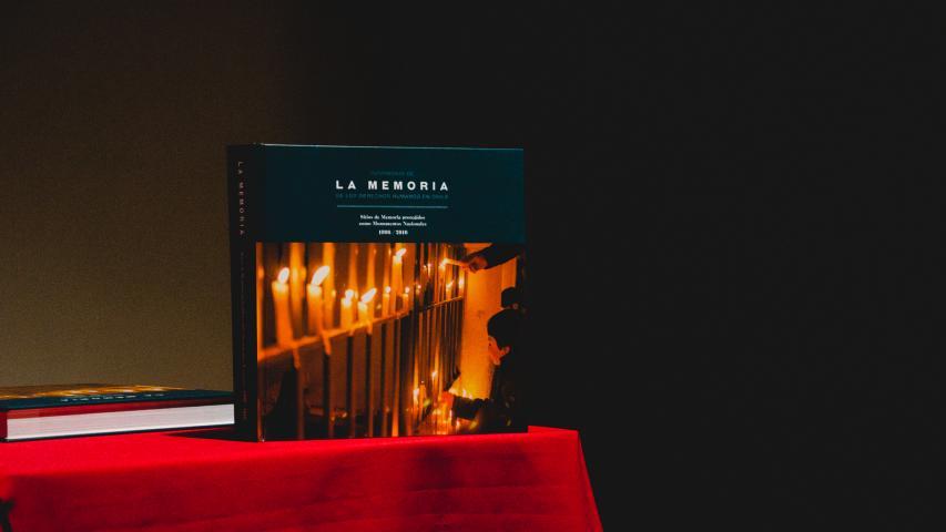 Imagen de Presentan Libro sobre Sitios de Memoria