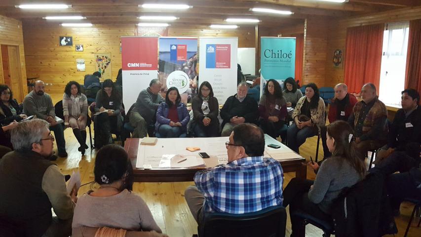 Imagen de La Participación como eje de la protección patrimonial en Chiloé