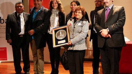 Imagen de Entrega de premios de conservación