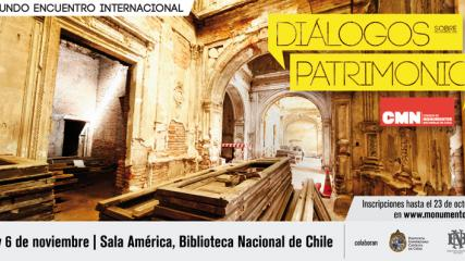 Imagen de II Encuentro Diálogos sobre Patrimonio