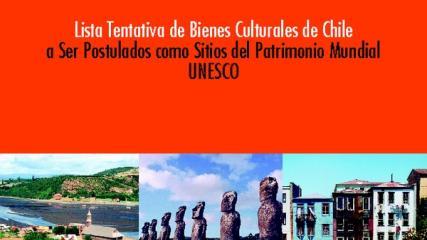 Imagen de CMN N° 30: Lista Tentativa de Bienes Culturales de Chile a Ser Portulados como Sitios del Patrimonio Mundial UNESCO