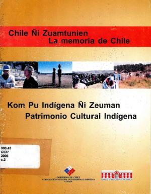Imagen de Patrimonio Cultural Indigena