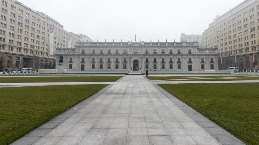 """Imagen del monumento Palacio de La Moneda - Antigua """"Real casa de Moneda"""""""
