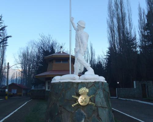 Imagen del monumento Al Soldado De Infantería