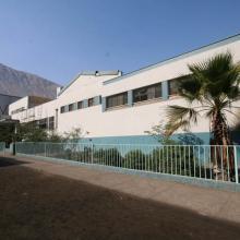 Imagen del monumento Escuela Pablo Neruda E-3