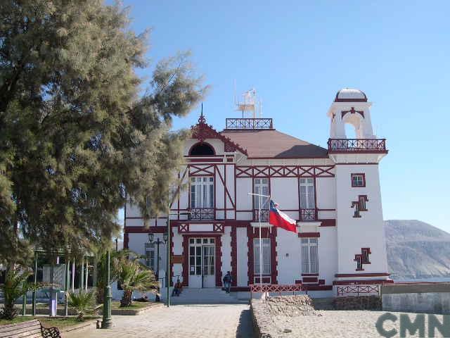 Imagen del monumento Sector costero comprendido entre Gatico y Punta Guasilla