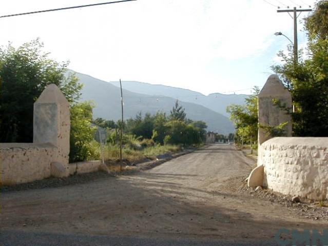 Imagen del monumento Hacienda Lo Vicuña